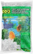 Ґрунт для акваріума Nechay ZOO середній білий 5-10 мм 2 кг