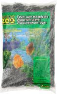 Ґрунт для акваріума Nechay ZOO середній чорний 5-10 мм 2 кг