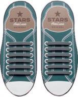 Шнурки силіконові AntiLaces Classic SGR565 сірий