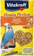 Вітаміни Vitakraft Perlen з медом 20 г
