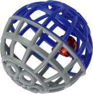 Іграшка для котів Природа Куля із дзвіночком d4 см