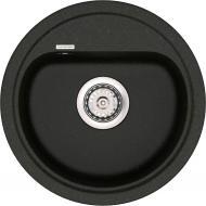 Мийка для кухні Lira LMR 01.44 Black