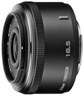 Об'єктив Nikon  1 NIKKOR 18.5mm f/1.8 black