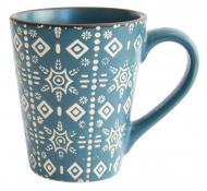 Чашка Engrave Blue 360 мл A0420-HP21-M Astera