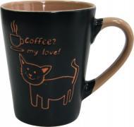 Чашка Coffee Cat Azur 320 мл M0420-38022A Milika
