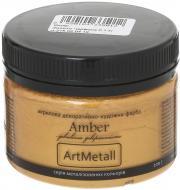 Декоративна фарба Amber акрилова червоне золото 0.1кг