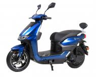 Электроскутер YADEA T9 (blue) 1800 Вт синий