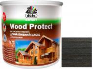 Декоративное средство Dufa EXPERT Wood Protect венге шелковистый глянец 0,75 л