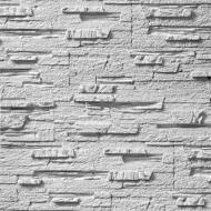Плитка гіпсова пряма Арт-Декор Класик преміум 0,4 кв.м