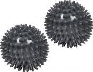 Эспандер-мячик с шипами для массажа Energetics KNOBBED BALLS PAIR р.8 107305-021