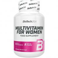 Вітамінно-мінеральний комплекс BioTech Multivitamin for Women 60 шт./уп.
