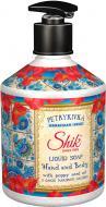 Крем-мыло Шик С маслом семян мака 500 мл 500 г 1 шт./уп.