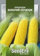 Насіння Seedera кукурудза цукрова Золотий Початок 20г