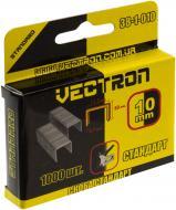 Скоби для ручного степлера Vectron 10 мм тип 53 (А) 1000 шт. 38-1-010