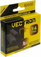 Скоби для ручного степлера Vectron 14 мм тип 53 (А) 1000 шт. 38-1-014