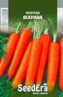 Насіння Seedera морква Яскрава 2г