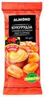 Кукурудза Almond смажена зі смаком меду та гірчиці 50 г