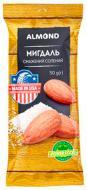Мигдаль Almond смажений солоний 50 г