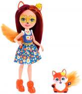 Лялька Enchantimals Лисичка Фелісіті оновлена FXM71