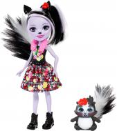 Лялька Enchantimals Скунсик Сейдж оновлена FXM72