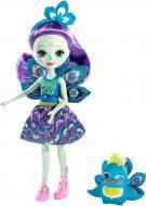 Лялька Enchantimals Пава Петтер оновлена FXM74