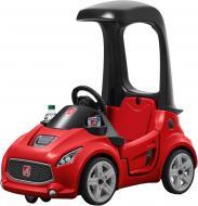 Каталка Step 2 Turbo Coupe Foot-to-floor червоний