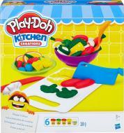 Игровой набор Hasbro Play-Doh Приготовь и нарежь на дольки B9012