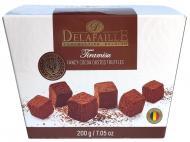 Цукерки Delafaille трюфель 200 г (Tiramisu)