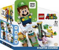 Конструктор LEGO Super Mario Пригоди з Луїджі. Початковий рівень 71387