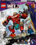 Конструктор LEGO Super Heroes Marvel Залізна Людина-саакарієць Тоні Старка 76194
