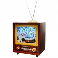 Новогодний телевизор BST 42 см Коричневый (170048)
