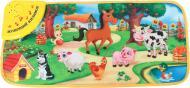 Розвиваючий килимок Країна Іграшок Співоче подвір'є KI-781-U