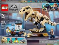 Конструктор LEGO Jurassic World Виставковий скелет тиранозавра 76940