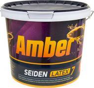 Фарба латексна Amber SEIDEN LATEX 7 шовковистий мат білий 5л