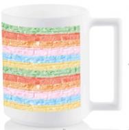Чашка A La Bone Luscious Rainbow 380 мл Q5364 Luminarc