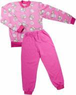 Пижама детская Ля-ля р. 92 рожевий 150107092