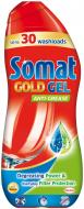 Гель для ПММ Somat Gold Gel Anti-grease 0,6 л