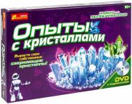 Набір для експериментів Ранок Досліди с кристалами 320