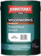 Лак меблевий Polyurethane Varnish Johnstone's напівмат 0,75 л