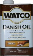 Масло WATCO Датское тонирующее натуральный полуглянец 0,946 л
