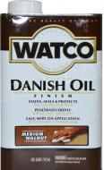 Масло WATCO Датское тонирующее классический орех полуглянец 0,946 л