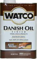 Масло WATCO Датское тонирующее чёрный орех полуглянец 0,947 л