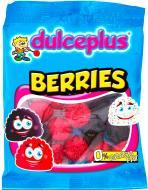 Цукерки жувальні Dulceplus Дикі ягоди 100 г