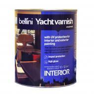 Лак яхтний алкідно-уретановий Bellini глянець 0,75 л