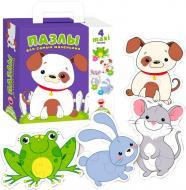 Пазл Vladi Toys Собачка для самих маленьких (VT2901-06) VT2901-06
