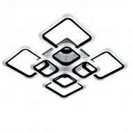 Люстра светодиодная Victoria Lighting Rhombus/PL8 222 Вт хром