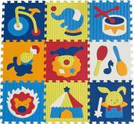 Килимок-пазл Baby Great Дивовижний цирк GB-M129С