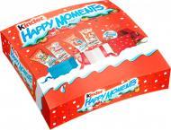 Шоколадні цукерки Kinder Новорічний набір 242 г (Happy Moments) (8000500279366)