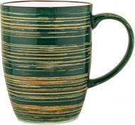 Чашка чайная Spiral Green 460 мл WL-669537/A Wilmax