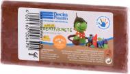 Набір пластиліну Becks Plastilin восковий 86 г коричневий B102350